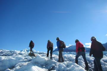 Winter Matanuska Glacier Walk