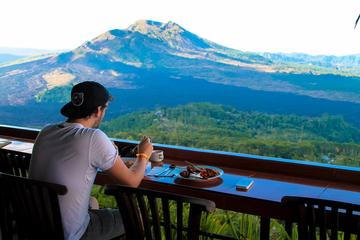 Private Bali Tour: Kintamani Tour with Lunch