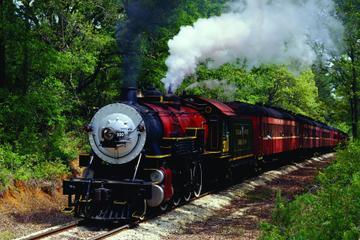 East Texas Historical Train Tour
