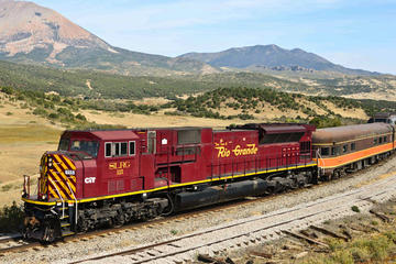 Day Trip Rio Grande Scenic Rail Road Excursion near Alamosa, Colorado