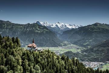 Harder Kulm Admission in Interlaken