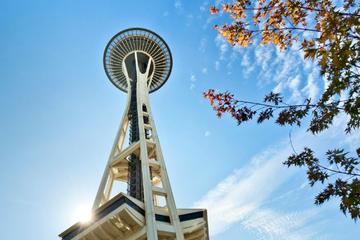 Space Needle Admission Ticket