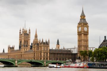 Recorrido por la ciudad de Londres...
