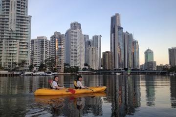 Excursion en Kayak Surfers Paradise Sunset