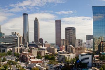 Excursão turística na cidade de Atlanta de quatro horas em ônibus