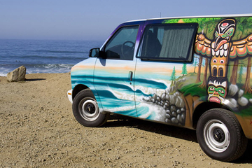 Melhor viagem pela estrada: aluguel de trailer saindo de Los Angeles