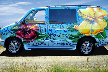 Escape Campervan Rental from Miami