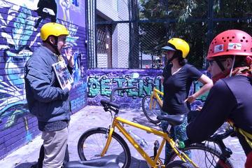 Bike Tour in Northen Bogotá