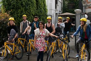 Bogotá Downtown Small Group Guided Bike Tour