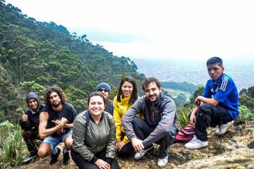Bogotá Hike: Las Delicias