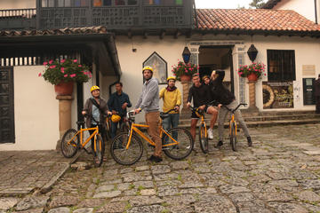 Bogotá Small Group Guided Bike Tour