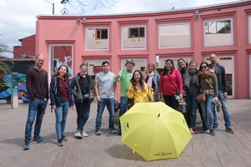 Experience La Candelaria Guided Walking Tour