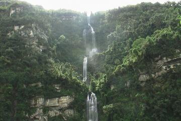 Hike to La Chorrera de Choachí