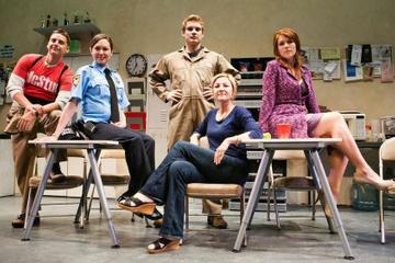 Apresentação de teatro no San Francisco Playhouse