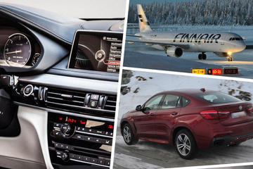 Private Transfer from Rovaniemi Airport or Train station on Luxury vehicle