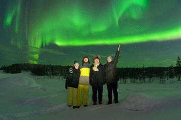 Rovaniemi AURORA PASS: 3-5 Days