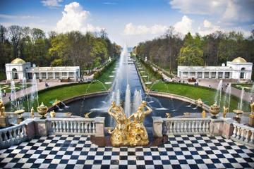 Excursão Privada: Palácio de Peterhof em São Petersburgo