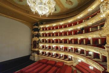 Private Führung durch das Bolschoi-Theater in Moskau