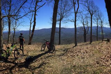 Day Trip Mountain Biking Adventure on Narrowback Mountain near Harrisonburg, Virginia