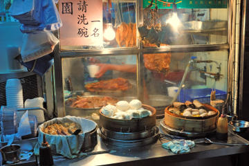Hong Kong Food Tour: Sh…