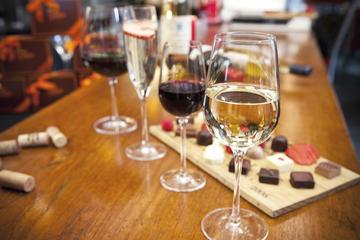 Cata de vinos y visita a pie a Boston