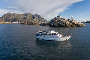 Breathtaking fjord cruise on a