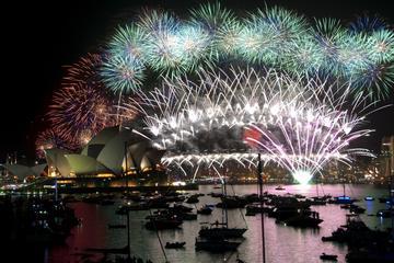Sydney Harbour New Year's Eve Dinner...