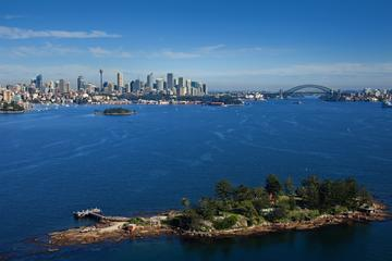 Sydney Harbour Island Cruise With Optional Swim and Snorkel Experience
