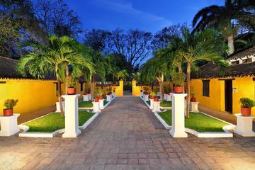 Entrada para la Quinta de San Pedro...