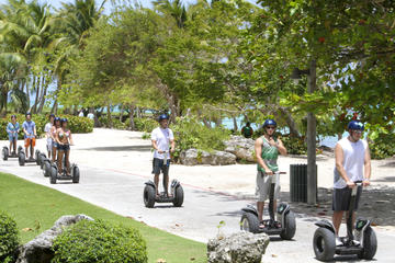 Ecological Reserve Segway Private Tour from Punta Cana