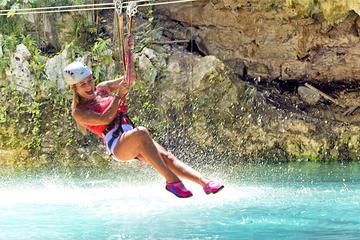 Full-Day Bavaro Adventure Park