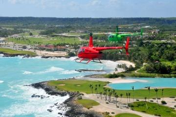 Hubschrauberrundflug von Punta Cana