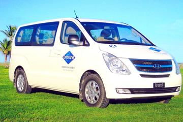 One Way Private Transfer from  Punta Cana to Juan Dolio, Boca Chica or Santo Domingo Airport