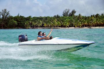 Speedboat Snuba and Snorkel from La Romana
