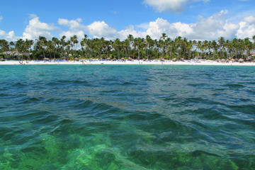 Sunny Day on the Punta Cana Waters