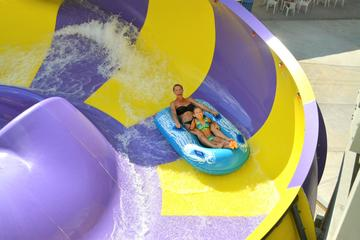 Day Trip Zoom Flume Water Park Full Day Ticket near Catskill, New York