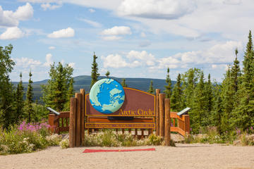 Arctic Circle Day Trip from Fairbanks