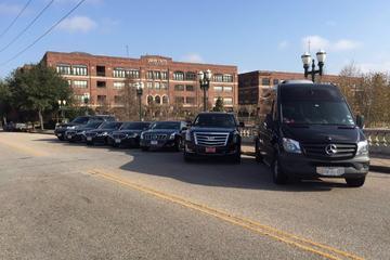 Sprinter Van Airport Transfer in Houston