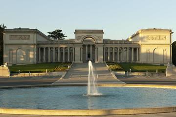 Entrada al Museo de la Legión de Honor