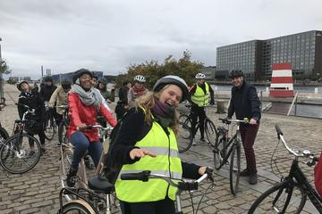 Green and sustainable bike tours in Copenhagen