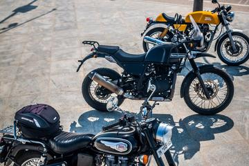 Experience the Sunrise on a Royal Enfield