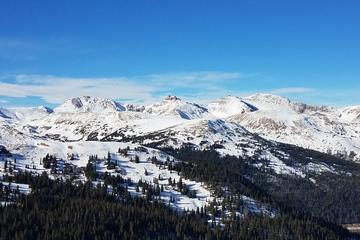 The Winter Ultimate Mountain Trip
