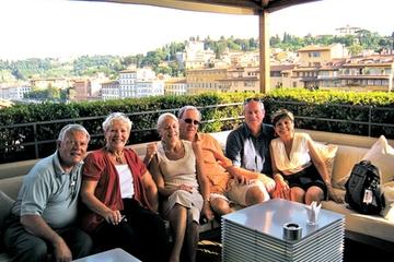 Recorrido de Florencia con aperitivos