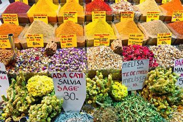 Excursão Gastronômica pela Ruas de Istambul e Piquenique