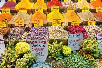 Recorrido gastronómico sobre la comida de las calles de Estambul y...