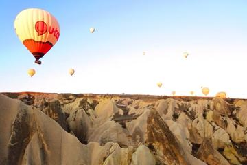 Sunset Cappadocia Tour with Wine...