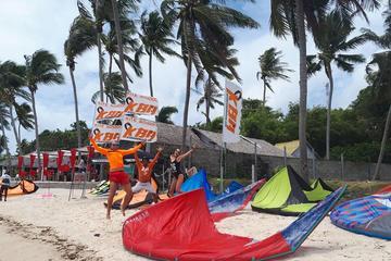 Clases de kitesurf en Koh Phangan