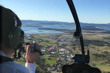 ホバート ヘリコプター ツアー