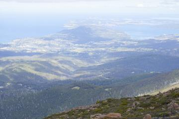 Hobart City Flight Including Mt...