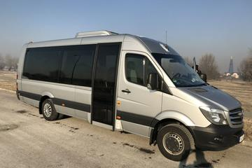 Budapest Airport Private Business Transfer - Mercedes Sprinter (up to 19 pax)
